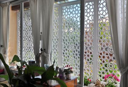 celosias para ventanas y separacion de ambientes