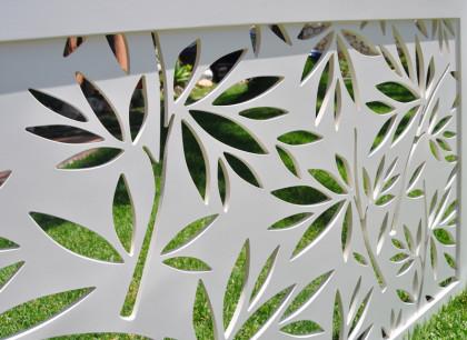 celosias jardin y terrazas separacion de ambientes