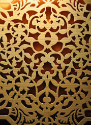 celosias de madera para decoracion moderna