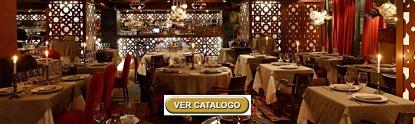 celosias separacion ambientes en restaurantes y hoteles