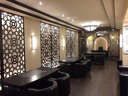 paneles decorativos de celosias para separacion de ambientes