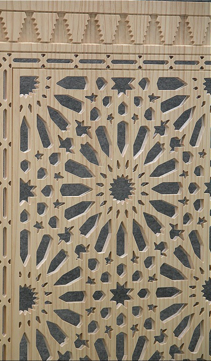 celosias de madera para decoracion interior