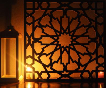 celosias arabescas en madera