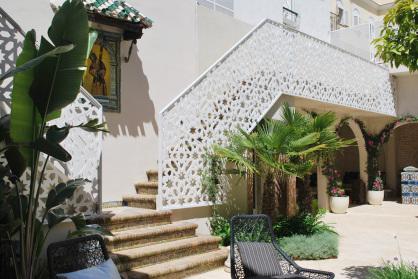barandillas de Celosia para terraza y porche