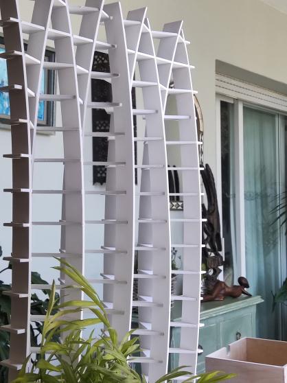 Celosias de exterior arquitectura