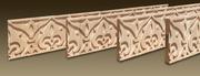 molduras talladas de madera