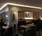 celosias iluminadas en restaurantes